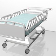 Aged Care Bed Monitor - Dual Beam