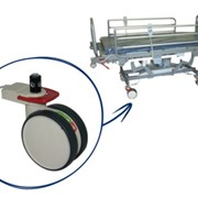 Electric Brake Control for Hospital Beds from Materials Handling P/L
