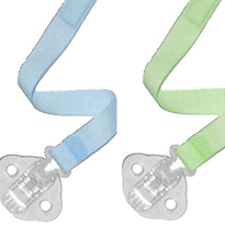 Velcro Pacifier Clip | Cheaper Keeper