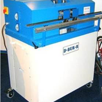 Deburring Machine Straight Outside Edges | Model 131-EC