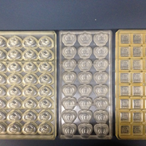 Polycarbonate Chocolate Moulds | Used