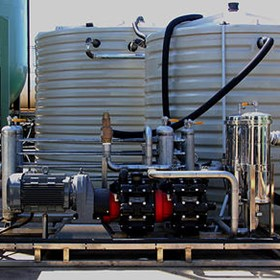 Cyclonic Oil & Water Separating Units | Cycloforce