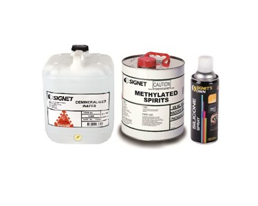 Some of Signet's quality chemicals