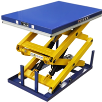 Double Scissor Lift Tables | 1-4 Tonne