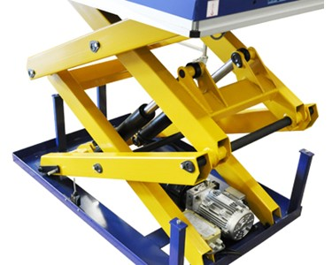 Scissor Lift Table | 1-4 Tonne | Double