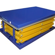 High Lift Scissor Lift Tables | 1-4 Tonne | Triple & Quad
