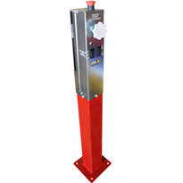 Scissor Lift Table Auto Eye Height Sensor | Logic Lift