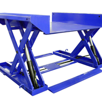 Scissor Lift Table | Low Profile 1000kg Ultra