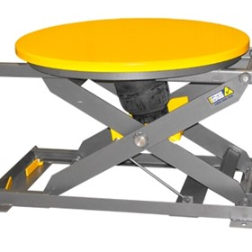 Scissor Lift Table | Pneumatic Lift Table | Powder Coated Pal-Air