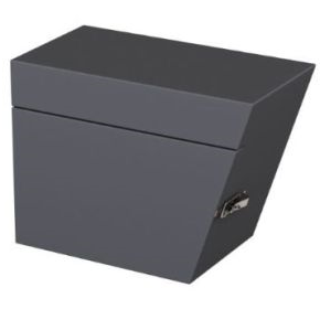Under Ute Rope Tool Box | 0Lt | GR-URB