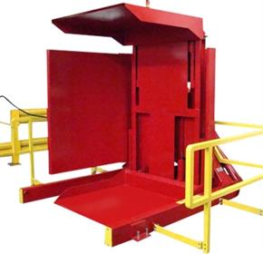 Pallet Inverter | Floor Level