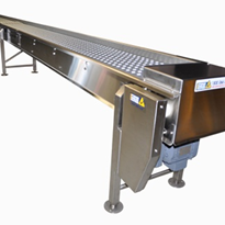 Belt Top Conveyors | Intralox Roller Top Belt