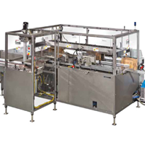 Loader/Case Erector & Sealer | Horizontal