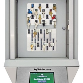 KeyWatcher Touch Illuminated System | 2 Module Cabinet