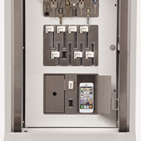 KeyWatcher Touch Illuminated System | 3 Module Cabinet