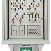 KeyWatcher Touch Illuminated System | 6 Module Cabinet