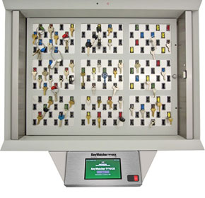 KeyWatcher Touch Illuminated System | Security Key Cabinet