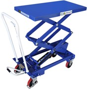 Double Scissor Lift Trolley | Manual