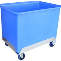 Plastic Tub Trolleys