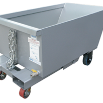 Compact Bin | Low Profile