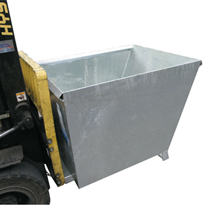 Tipping Bins | Self Dumping