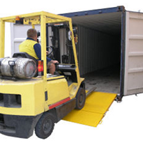Container Access Ramps | CRN-8000