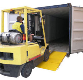 Container Access Ramps | OHCRN65