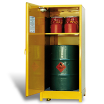 Flammable Liquids Storage | Vertical Drum