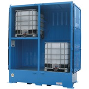 Dangerous Goods Storage | Outdoor Relocatable | 10,000L Bulkibox