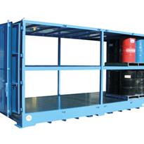 Dangerous Goods Stores | Outdoor Relocatable | 16,400L