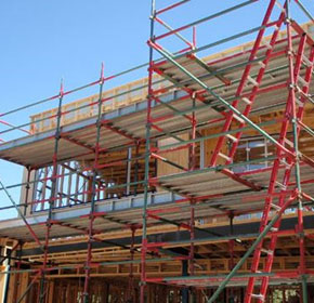 Scaffold Hire | Ladder Access