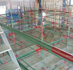 Scaffold Hire | Bird Cage