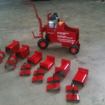Concrete Edging Machine for Rent & Hire | Edgemaster 800