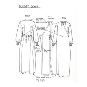 Gynaecological Gowns | F22 Budget Gown