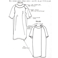 General Practice Gowns | B41 X-Ray Gown