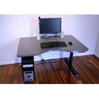 "Electric Height Adjustable Desks | Motiondeskâ""¢2&3-DL11"