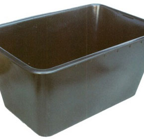 Nesting Crates | 200 Litre | Black Recycled
