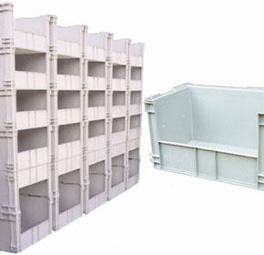 Rack Bins | 50 Litre
