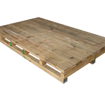 Wooden Pallets - Machinery Bases
