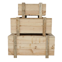 Wooden Boxes - Cases & Crates