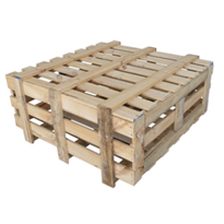 Wooden Boxes - Export Crate