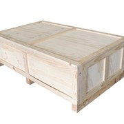 Wooden Freight Boxes - Plywood Case