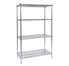 Shelving Solutions | Chrome Wire Shelving