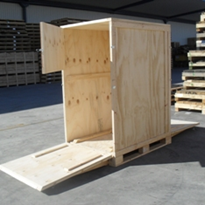 Wooden Boxes - Tradeshow Cases
