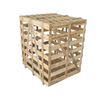 Wooden Boxes - Shipping Crate