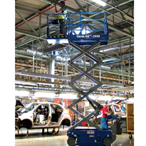 Scissor Lift Hire | GSTM-1932