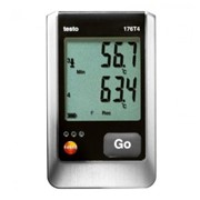 Four Channel Temperature Data  Logger | testo 176 T4
