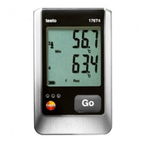 Four Channel Temp Logger | testo 176 T4