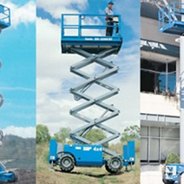 Equipment Hire | Scissor Lifts