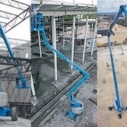 Equipment Hire | Boom Lifts